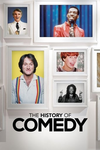 Poster of The History of Comedy