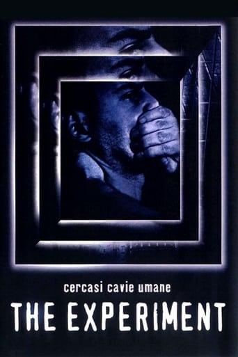 The Experiment - Cercasi cavie umane