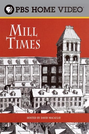 Poster of David Macaulay: Mill Times