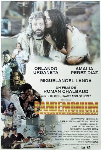Watch Pandemonium, the Hell's Capital City Free Movie Online