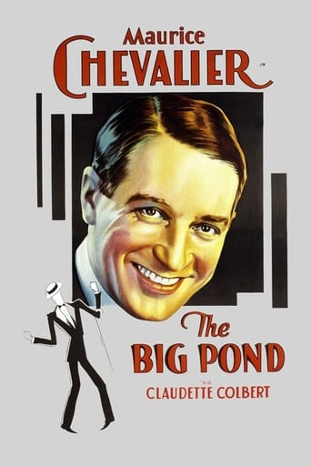 The Big Pond Movie Poster