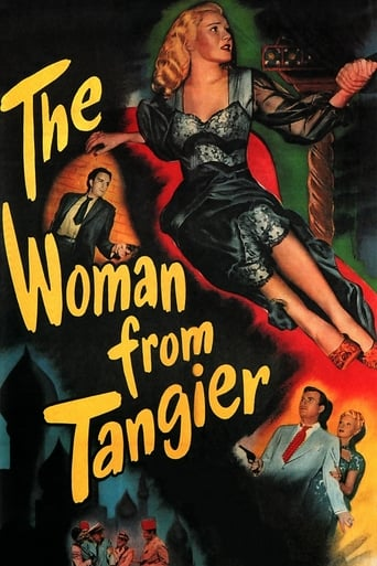 Poster of The Woman from Tangier