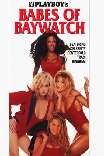Poster of Playboy's Babes of Baywatch