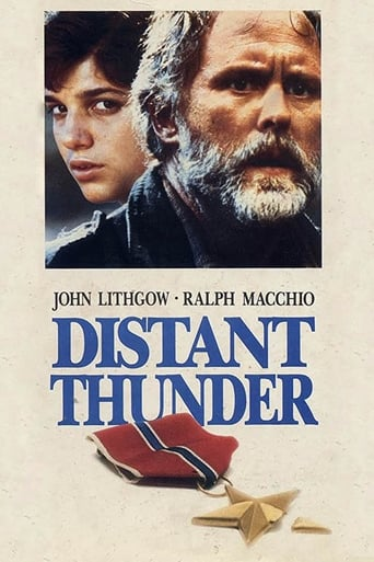 Poster of Distant Thunder