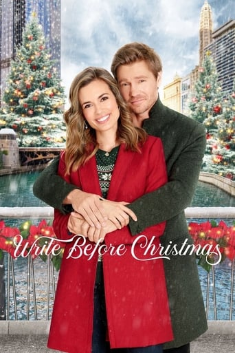 Poster of Write Before Christmas