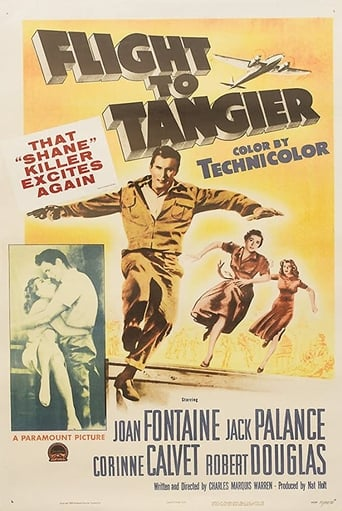 Poster of Flight to Tangier