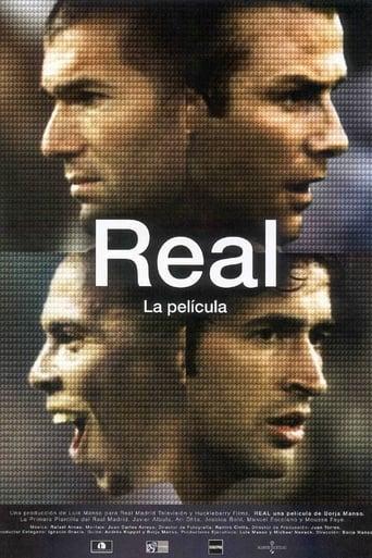 Poster of Real, la pelicula