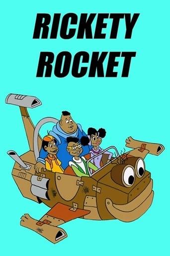 Capitulos de: Rickety Rocket