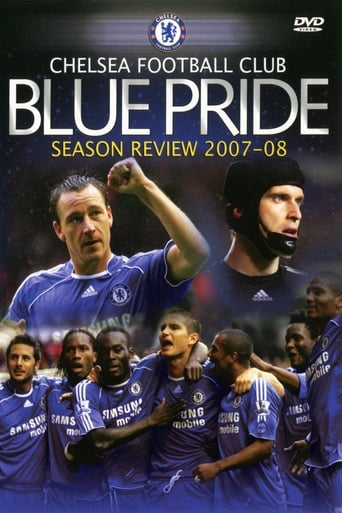 Poster of Chelsea FC - Season Review 2007/08