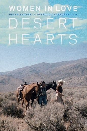 Poster of Women in Love: Helen Shaver and Patricia Charbonneau on Desert Hearts