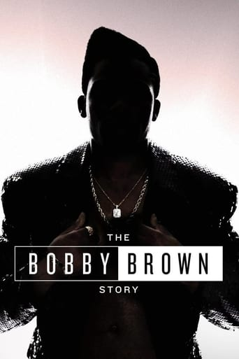 Poster of The Bobby Brown Story