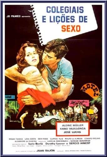 Colegiais e Lições do Sexo Movie Poster