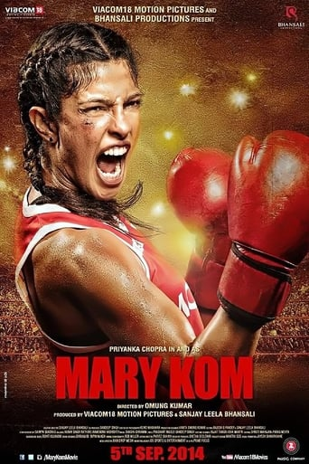 Poster of Mary Kom