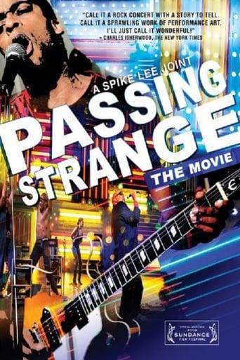 Poster of Passing Strange