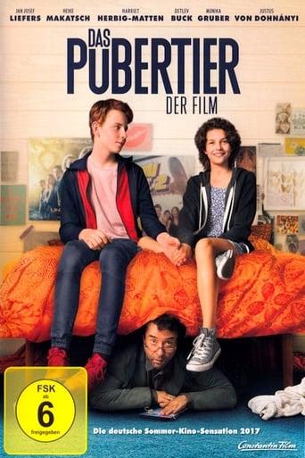 Poster of Das Pubertier - Der Film