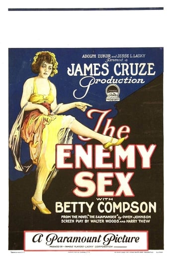Poster of The Enemy Sex