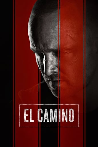 El Camino: A Breaking Bad Film - Poster