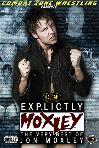 Poster of CZW: Explicitly Moxley