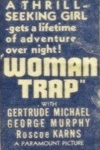 Poster of Woman Trap