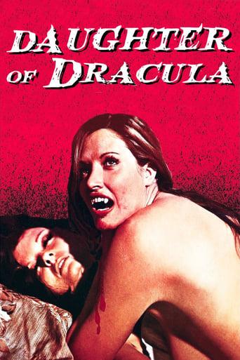 Poster of La fille de Dracula