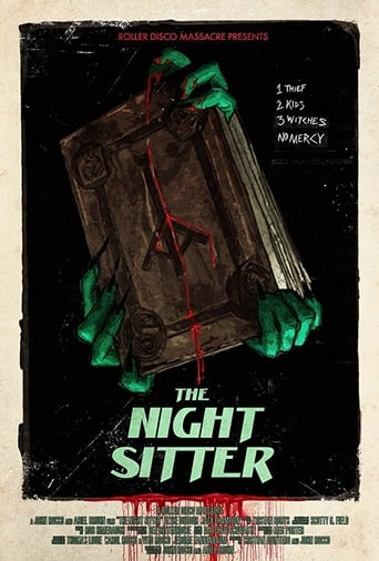 Poster of The Night Sitter