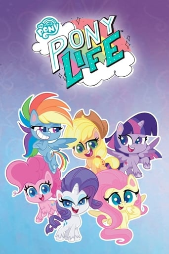 Poster of My Little Pony: Pony Life