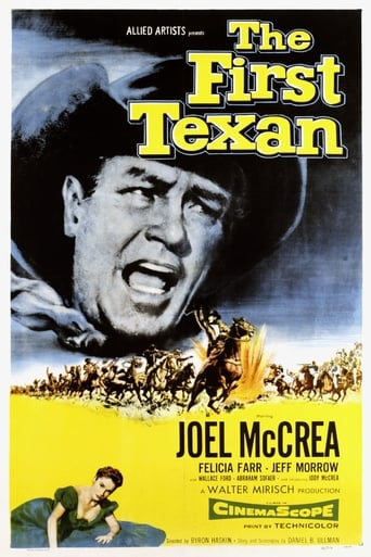 Poster of The First Texan