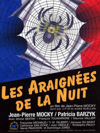 Poster of Les Araignées De La Nuit