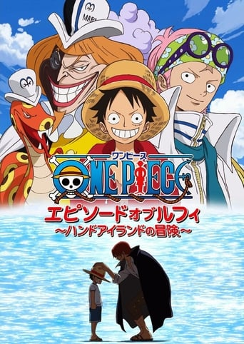 Poster of One Piece: Episode of Luffy - Hand Island Adventure
