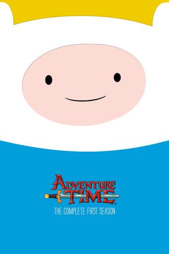 Hora de Aventura 1ª Temporada - Poster