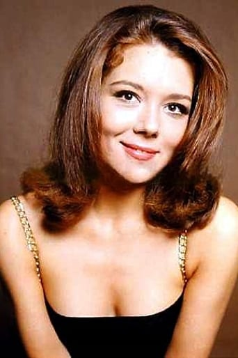Diana Rigg alias Tracy Di Vicenzo