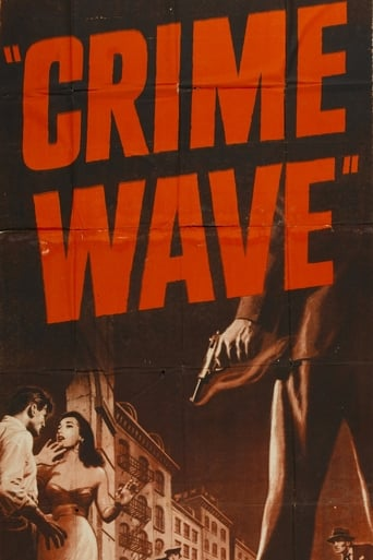Poster of Crime Wave