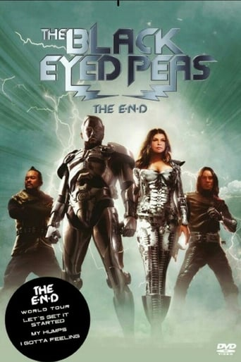 Poster of The Black Eyed Peas - The E.N.D. World Tour Live
