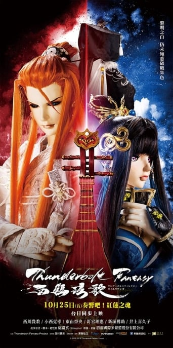 Poster of Thunderbolt Fantasy -Bewitching Melody of the West-