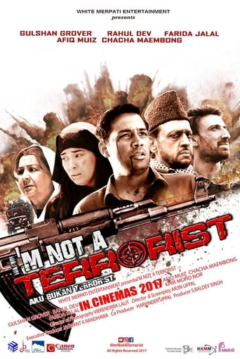 Poster of I'm Not a Terrorist