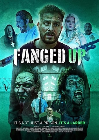 Poster of Fanged Up