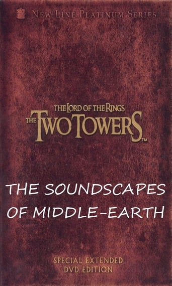 Poster of The Soundscapes of Middle-Earth
