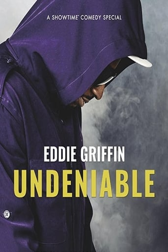 Poster of Eddie Griffin: Undeniable