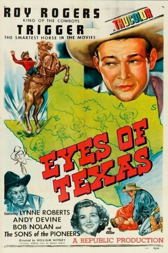 Poster of Eyes of Texas