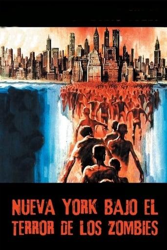 Poster of Nueva York bajo el terror de los zombies