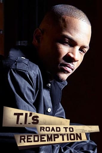 Poster of T.I.'s Road to Redemption