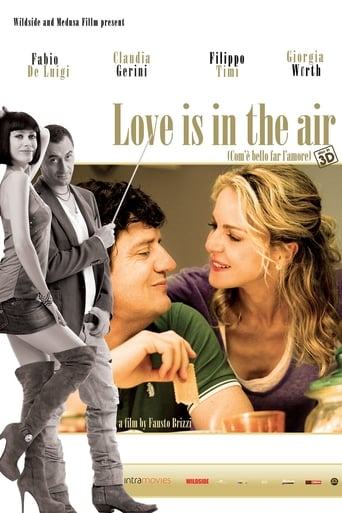 Poster of Love is in the Air