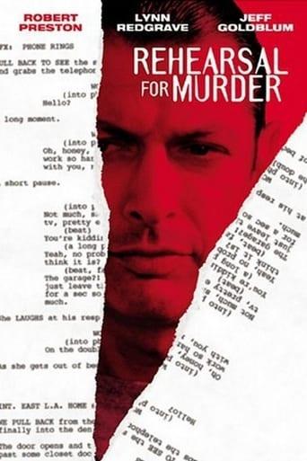 Poster of Rehearsal for Murder