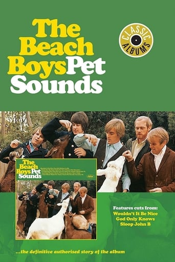 Poster of Classic Albums: The Beach Boys - Pet Sounds