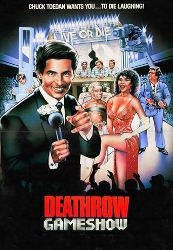 Poster of Deathrow Gameshow