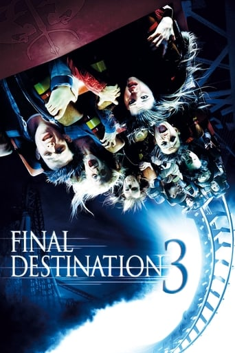 Poster of Final Destination 3