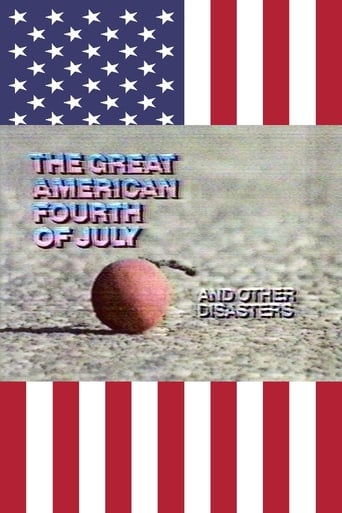 Poster of The Great American Fourth of July and Other Disasters