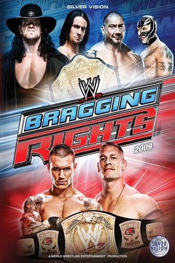 Poster of WWE Bragging Rights 2009