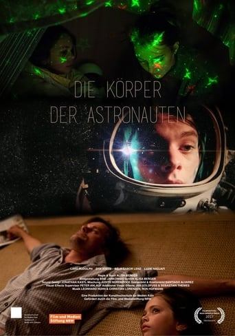 Poster of Die Körper der Astronauten