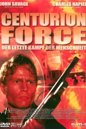 Poster of Centurion Force
